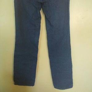 NYDJ Jeans - NYDJ 4 Marilyn Straight Lift Tuck Blue Jeans